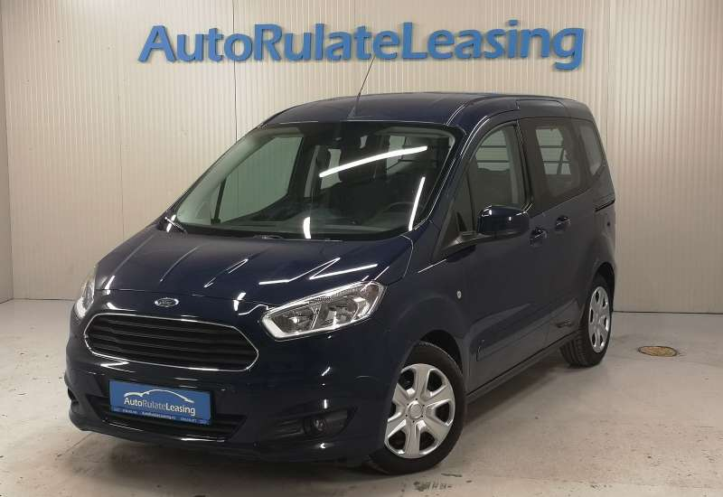 Cumpara Ford Tourneo Courier 2015 cu 152,588 kilometri   posibilitate leasing