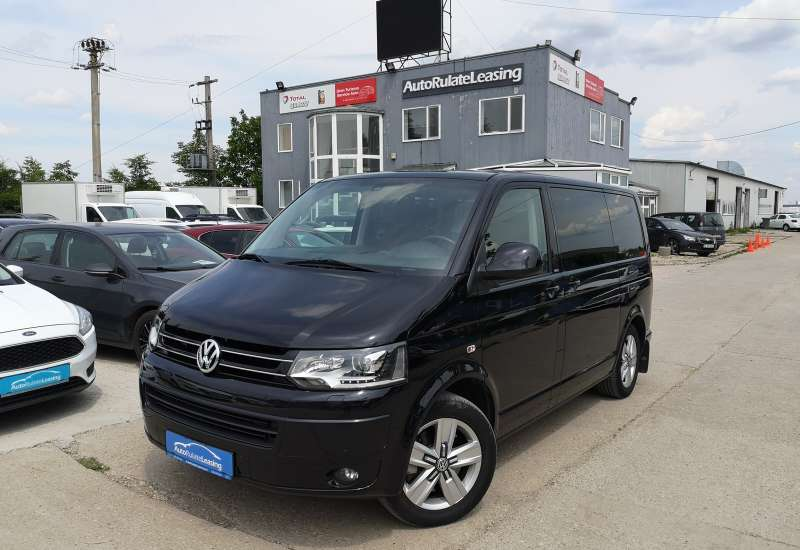 Cumpara Volkswagen Multivan 2013 cu 168,364 kilometrii