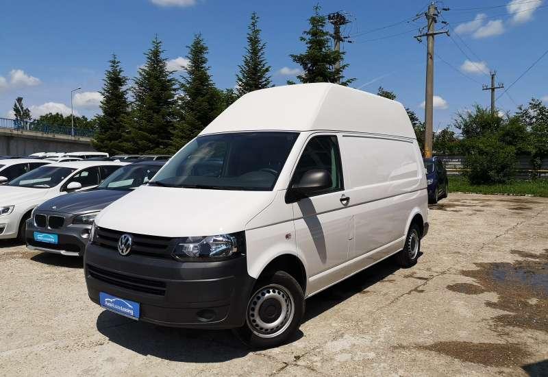 Cumpara Volkswagen Transporter 2015 cu 92,671 kilometrii   posibilitate leasing