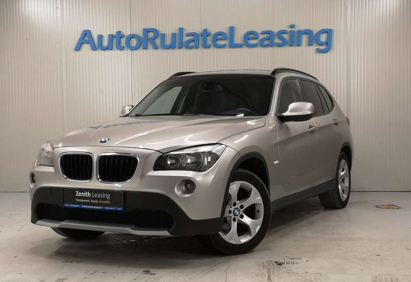 Cumpara BMW X1 2010 cu 219,275 kilometri   posibilitate leasing