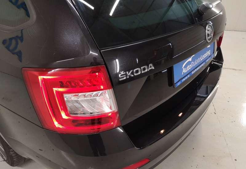 Cumpara Skoda Octavia 2014 cu 188,709 kilometrii   posibilitate leasing