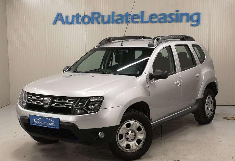Cumpara Dacia Duster 2015 cu 119,838 kilometrii   posibilitate leasing