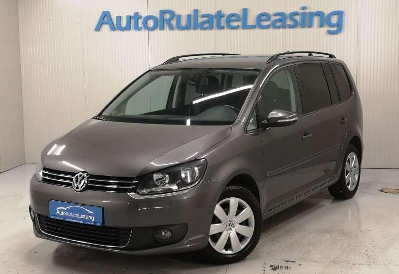 Cumpara Volkswagen Touran 2013 cu 170,705 kilometrii   posibilitate leasing