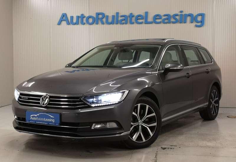 Cumpara Volkswagen Passat 2015 cu 134,554 kilometri   posibilitate leasing