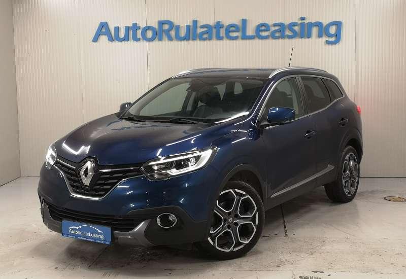 Cumpara Renault Kadjar 2016 cu 87,874 kilometrii   posibilitate leasing