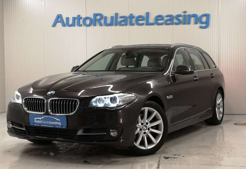 Cumpara BMW 520 2014 cu 173,374 kilometrii   posibilitate leasing