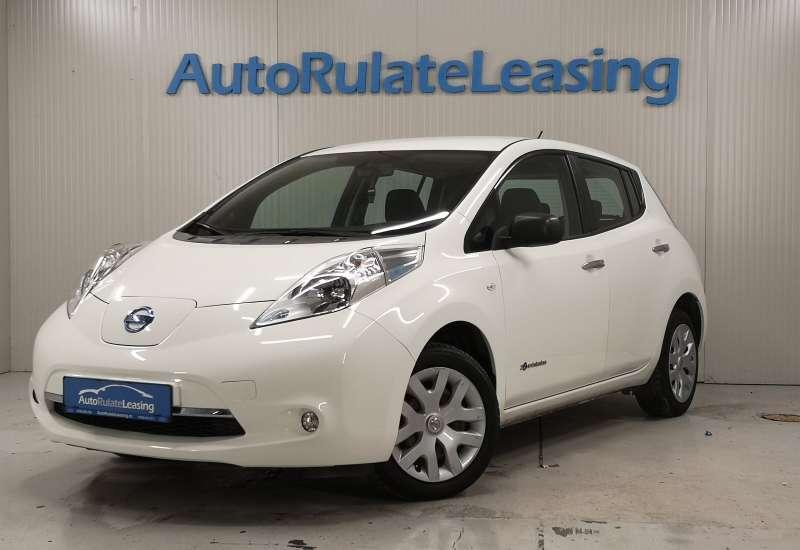 Cumpara Nissan Leaf 2015 cu 61,119 kilometrii   posibilitate leasing