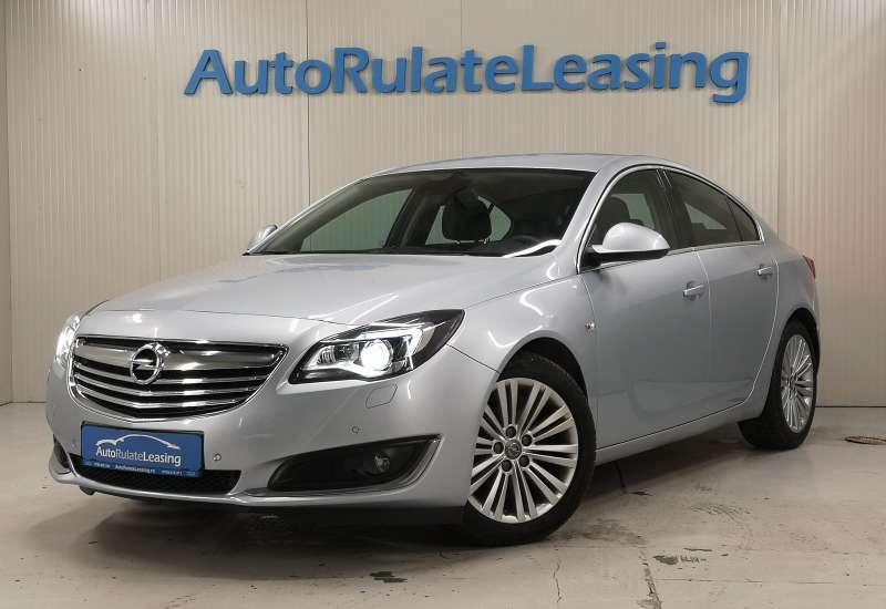 Cumpara Opel Insignia 2014 cu 61,131 kilometrii   posibilitate leasing