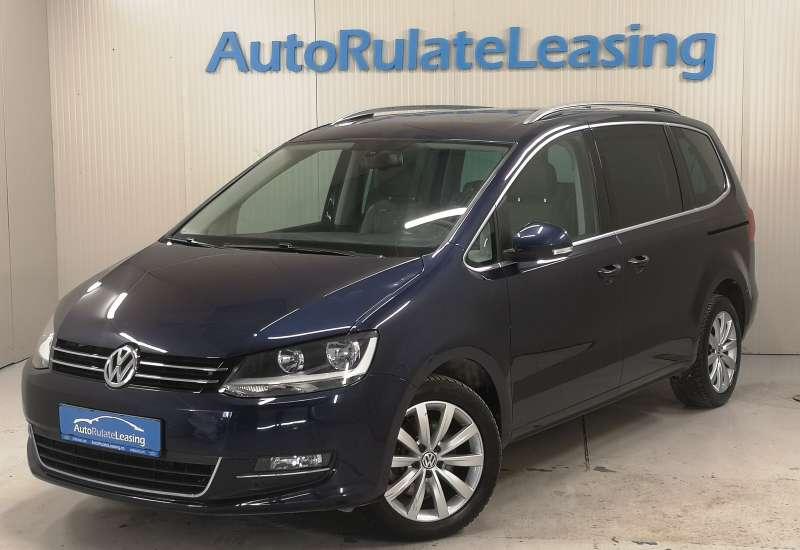 Cumpara Volkswagen Sharan 2014 cu 122,358 kilometrii   posibilitate leasing