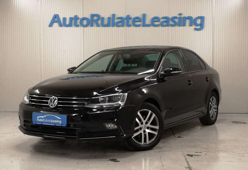 Cumpara Volkswagen Jetta 2015 cu 64,047 kilometrii   posibilitate leasing