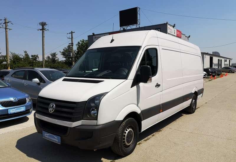 Cumpara Volkswagen Crafter 2013 cu 101,131 kilometrii   posibilitate leasing