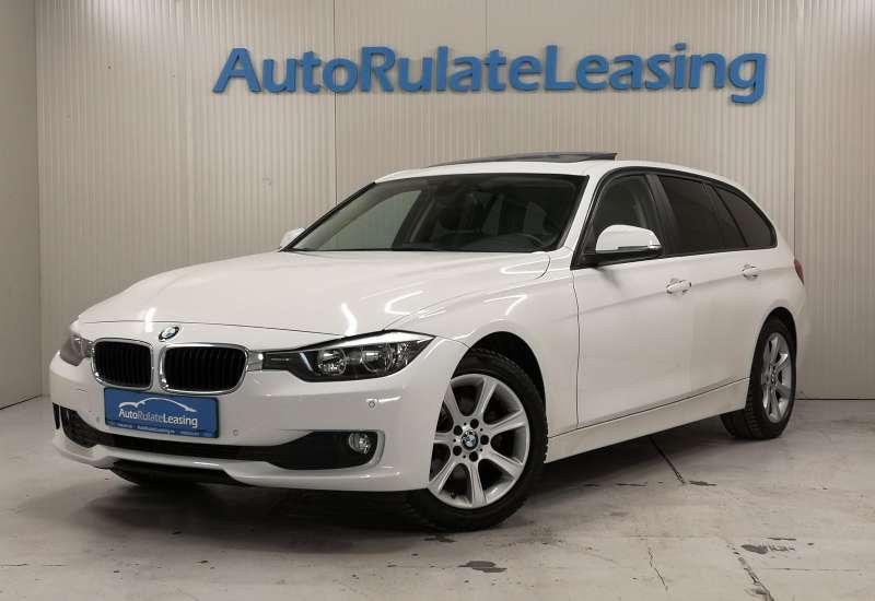 Cumpara BMW 318 2015 cu 137,805 kilometrii   posibilitate leasing