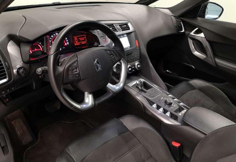 Cumpara Citroen DS5 2014 cu 91,448 kilometri   posibilitate leasing