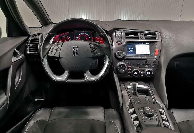 Cumpara Citroen DS5 2014 cu 91,448 kilometrii   posibilitate leasing