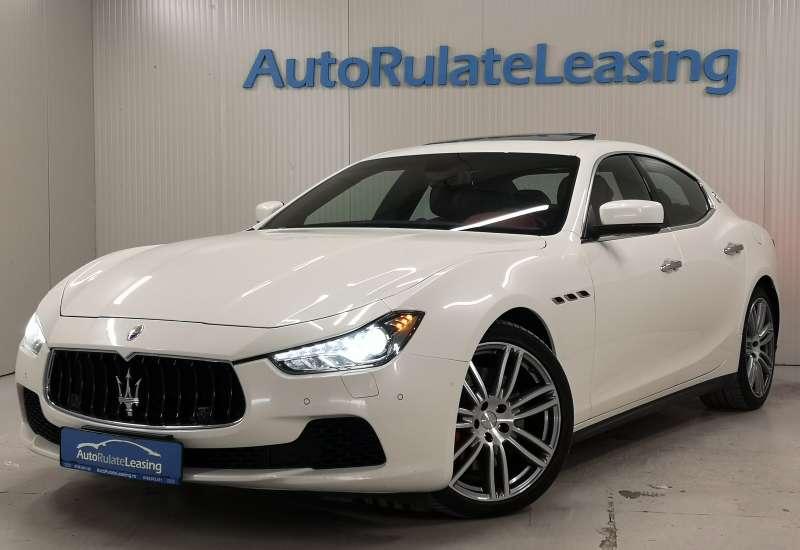 Cumpara Maserati Ghibli  2016 cu 95,176 kilometrii  cu garantie 6 luni  posibilitate leasing
