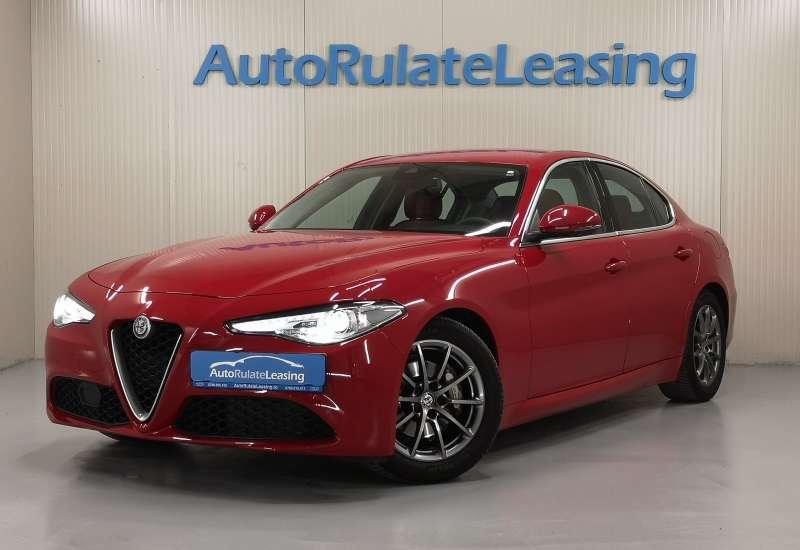 Cumpara Alfa Romeo Giulia 2017 cu 174,083 kilometrii   posibilitate leasing