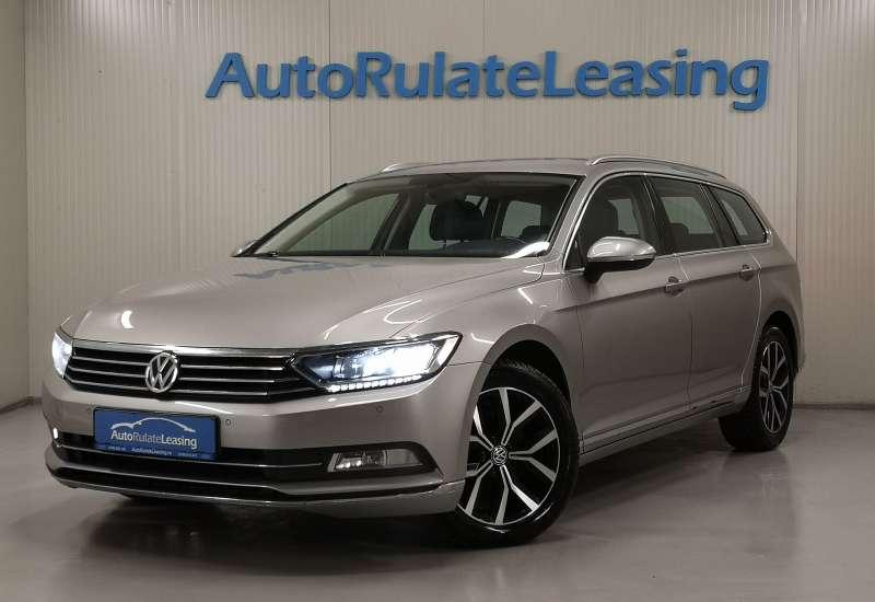 Cumpara Volkswagen Passat 2016 cu 159,243 kilometrii   posibilitate leasing