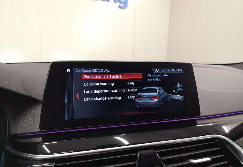 Cumpara BMW Seria 5 2017 cu 59,429 kilometrii   posibilitate leasing