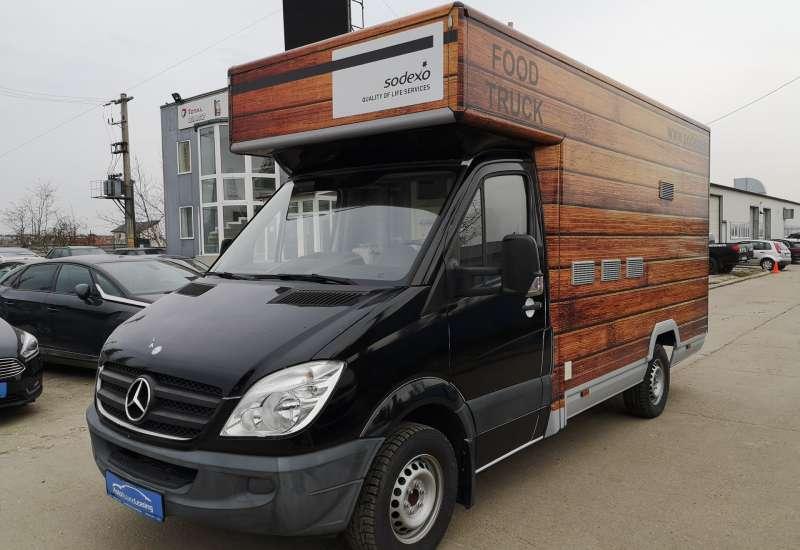 Cumpara Mercedes-Benz Sprinter 2011 cu 1,814 kilometrii   posibilitate leasing