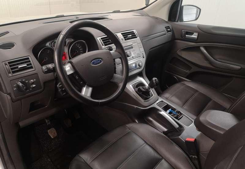 Cumpara Ford Kuga 2009 cu 160,248 kilometrii  cu garantie 6 luni
