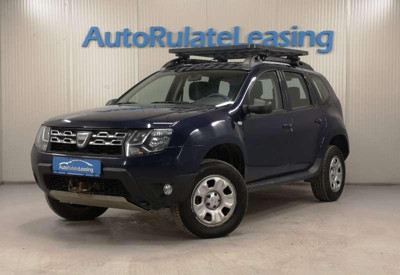 Cumpara Dacia Duster 2014 cu 123,486 kilometrii   posibilitate leasing