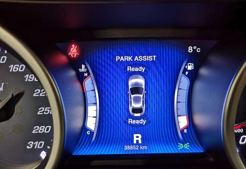 Cumpara Maserati Ghibli  2016 cu 38,852 kilometrii  cu garantie 6 luni  posibilitate leasing