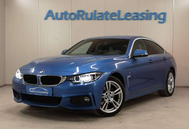 Cumpara BMW Seria 4 2018 cu 19,565 kilometrii   posibilitate leasing