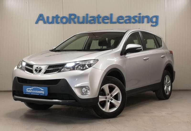 Cumpara Toyota RAV 4 2014 cu 126,519 kilometrii   posibilitate leasing