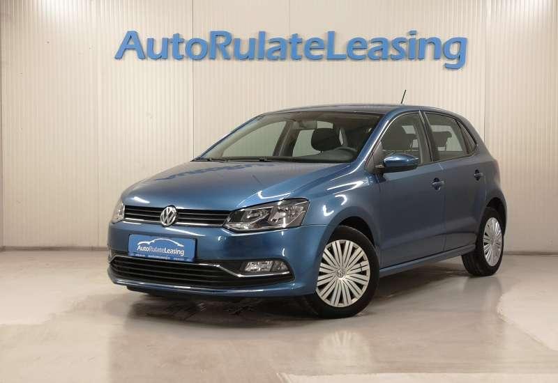 Cumpara Volkswagen Polo 2015 cu 94,384 kilometrii   posibilitate leasing