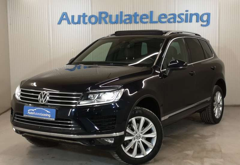 Cumpara Volkswagen Touareg 2015 cu 164,776 kilometrii   posibilitate leasing