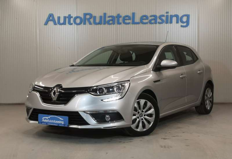 Cumpara Renault Megane 2016 cu 76,884 kilometrii   posibilitate leasing