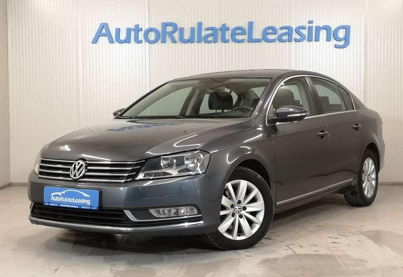 Cumpara Volkswagen Passat 2013 cu 117,794 kilometrii   posibilitate leasing