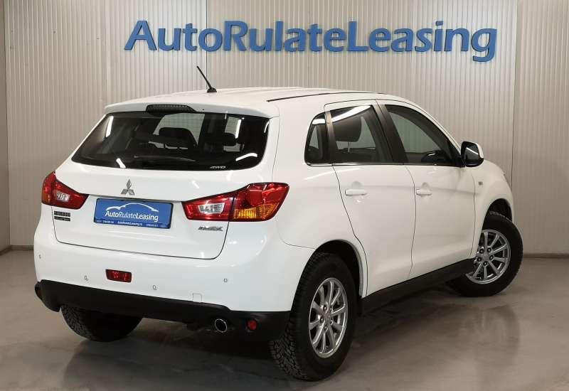 Cumpara Mitsubishi ASX 2015 cu 126,799 kilometrii   posibilitate leasing