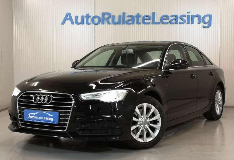 Cumpara Audi A6 2016 cu 114,544 kilometrii   posibilitate leasing