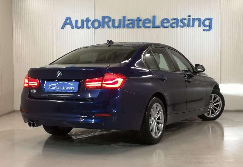 Cumpara BMW Seria 3 2015 cu 107,745 kilometrii   posibilitate leasing