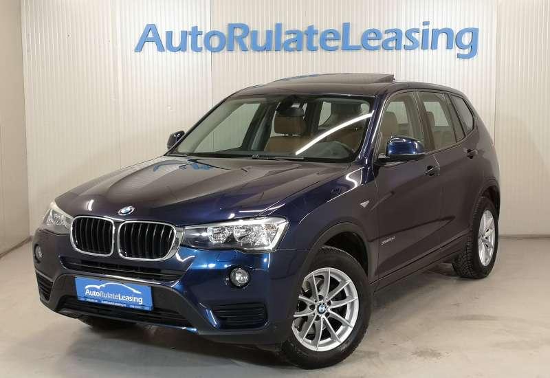 Cumpara BMW X3 2015 cu 185,645 kilometrii   posibilitate leasing