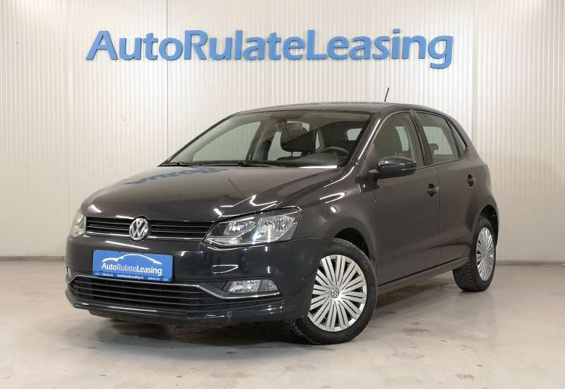 Cumpara Volkswagen Polo 2015 cu 86,333 kilometrii   posibilitate leasing