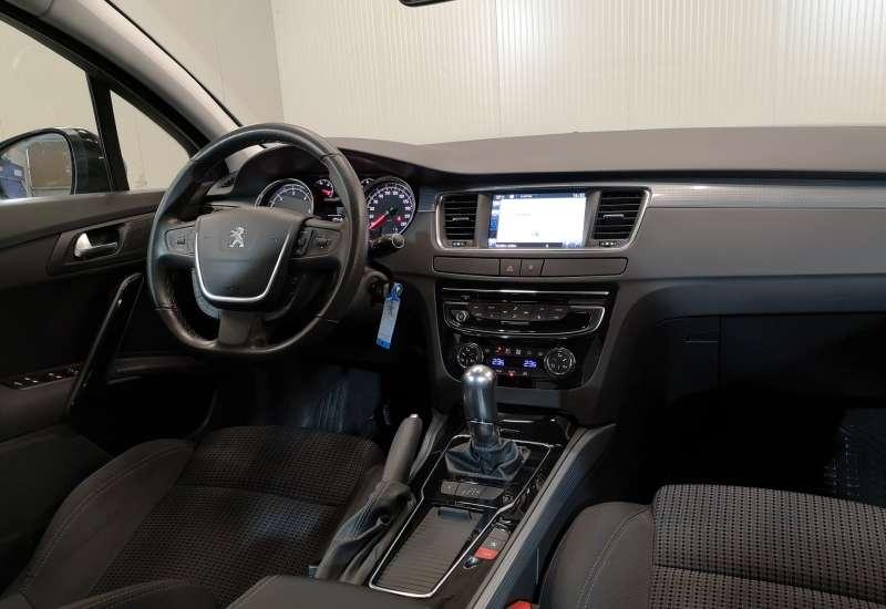 Cumpara Peugeot 508 2015 cu 111,485 kilometrii   posibilitate leasing