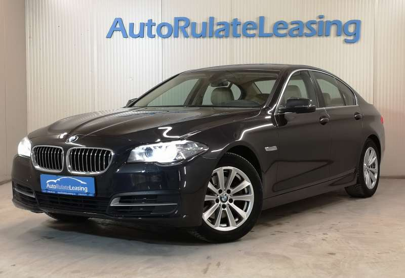 Cumpara BMW Seria 5 2015 cu 132,814 kilometrii   posibilitate leasing