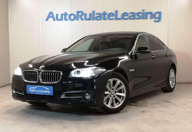 Cumpara BMW Seria 5 2015 cu 53,226 kilometrii   posibilitate leasing