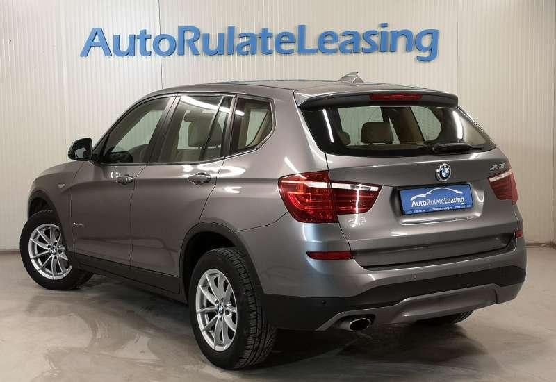 Cumpara BMW X3 2015 cu 81,092 kilometrii   posibilitate leasing