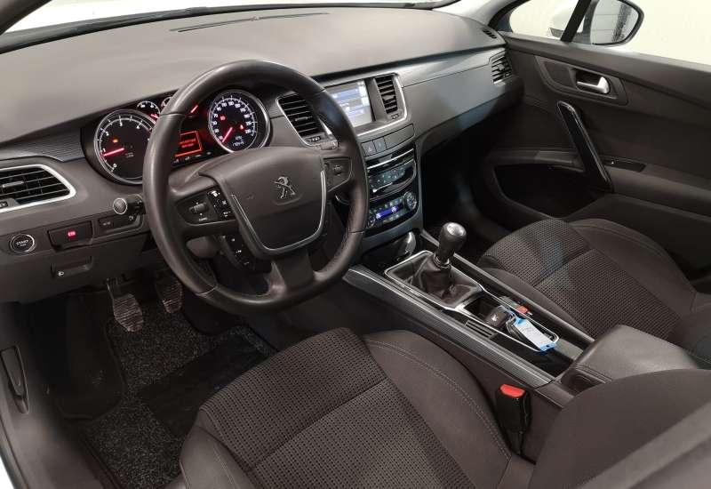 Cumpara Peugeot 508 2016 cu 178,549 kilometrii   posibilitate leasing