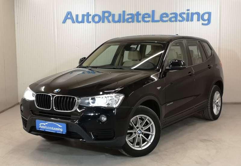 Cumpara BMW X3 2015 cu 88,967 kilometrii   posibilitate leasing