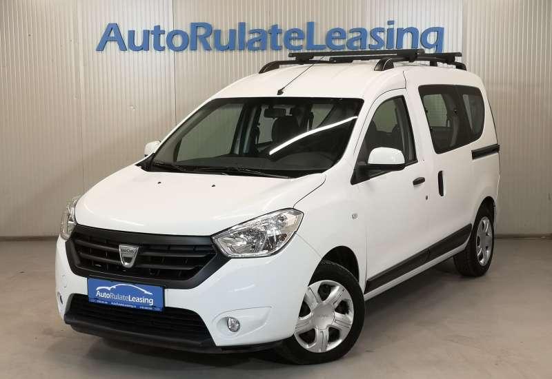 Cumpara Dacia Dokker 2014 cu 48,346 kilometrii   posibilitate leasing