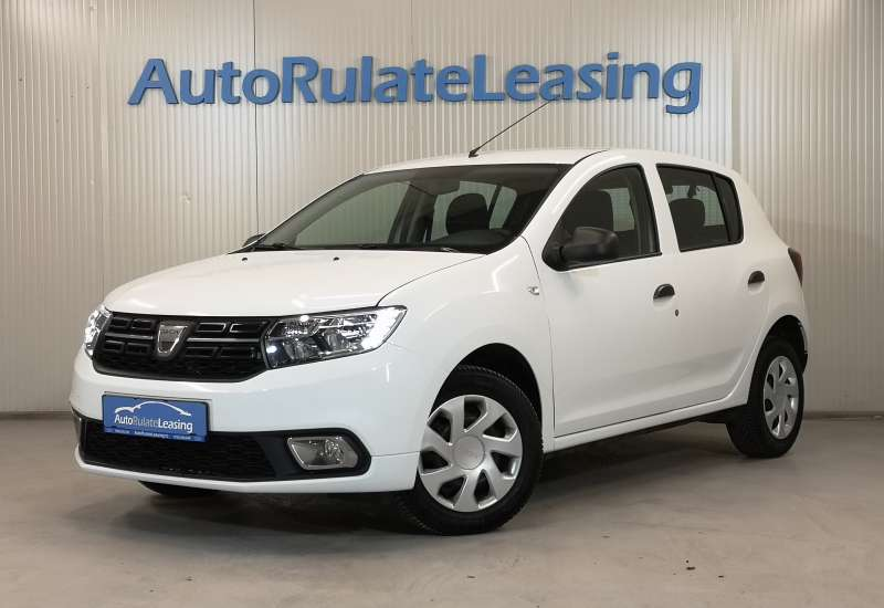 Cumpara Dacia Sandero 2019 cu 20,492 kilometrii   posibilitate leasing