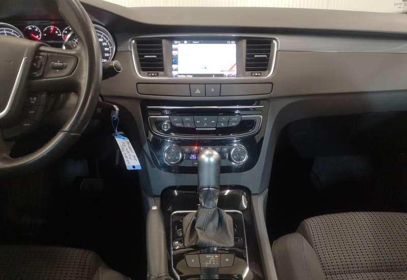 Cumpara Peugeot 508 2015 cu 146,428 kilometri   posibilitate leasing