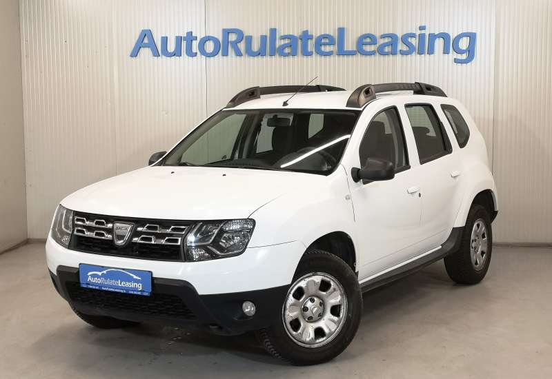 Cumpara Dacia Duster 2014 cu 134,723 kilometri   posibilitate leasing