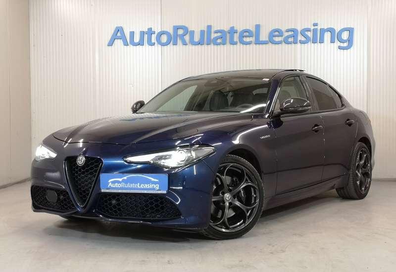 Cumpara Alfa Romeo Giulia 2017 cu 32,098 kilometri   posibilitate leasing