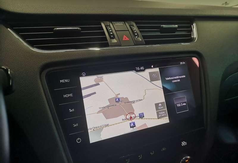 Cumpara Skoda Octavia 2017 cu 126,117 kilometri   posibilitate leasing