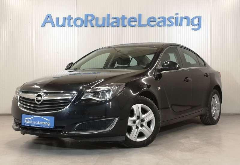 Cumpara Opel Insignia 2015 cu 62,841 kilometri   posibilitate leasing